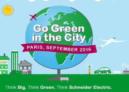 Go Green in the City 2016